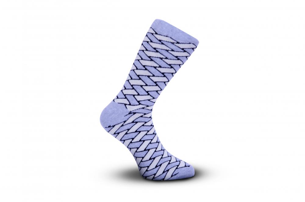 Rope style / Lanovky šedá