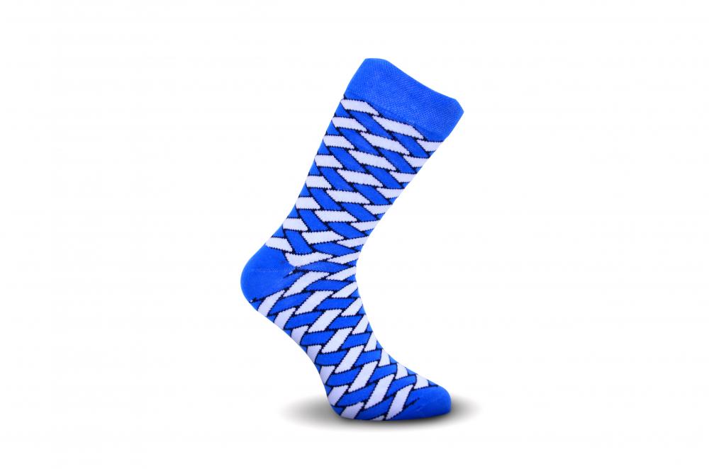 Rope style / Lanovky modré